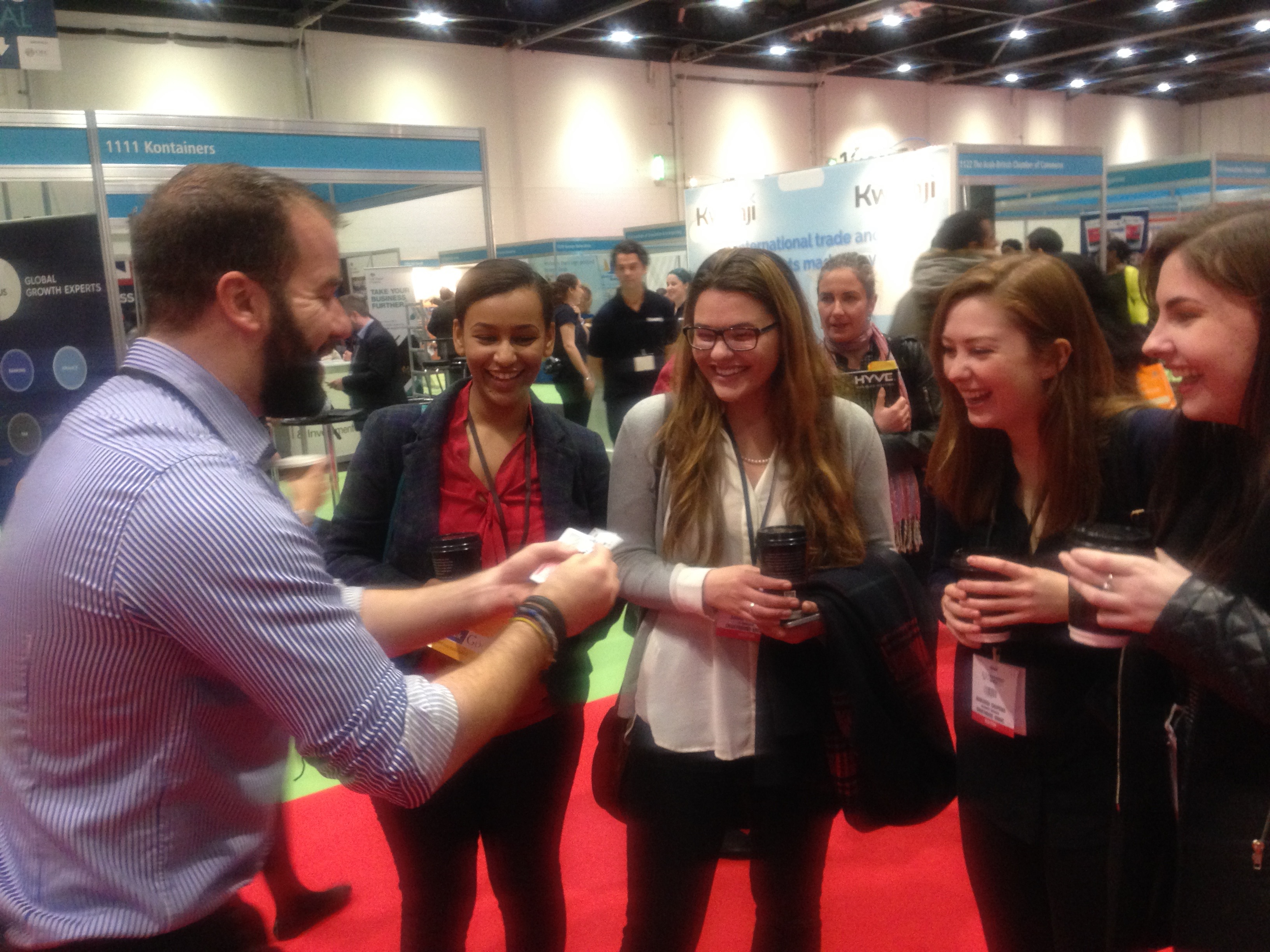 Trade Show Magician Matthew J Magic