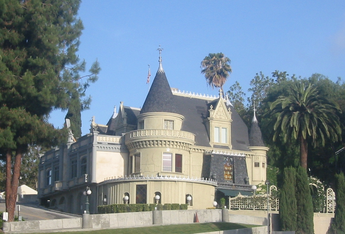 The Magic Castle