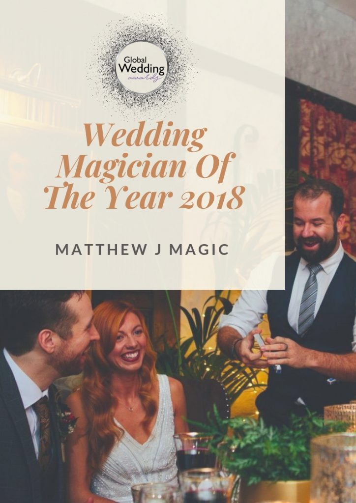 Bowcliffe Hall Weddings Matthew J Magic
