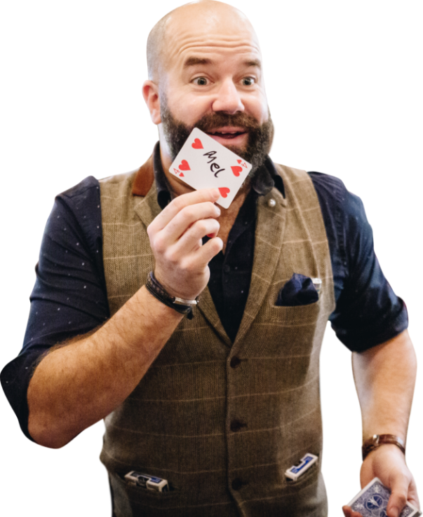 Matthew J Magic - Magician & Variety Entertainer