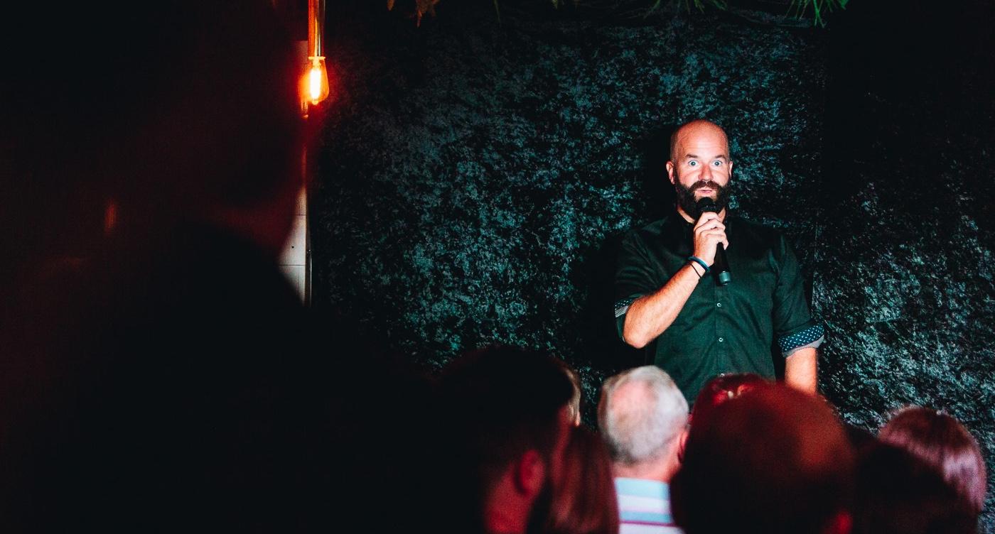 Speaking & Presenting - Matthew J Magic
