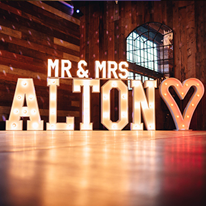 Alton - Wedding Testimonial