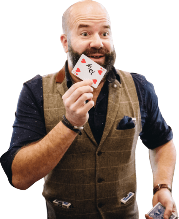Matthew J Magic - Magician and Entertainer
